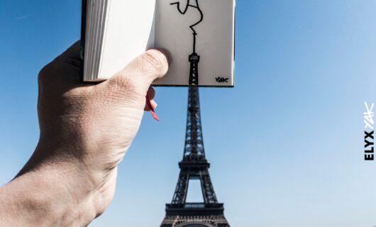 Elyx, le héros Parisien