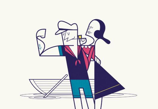 Ale Giorgini, illustrateur Italien